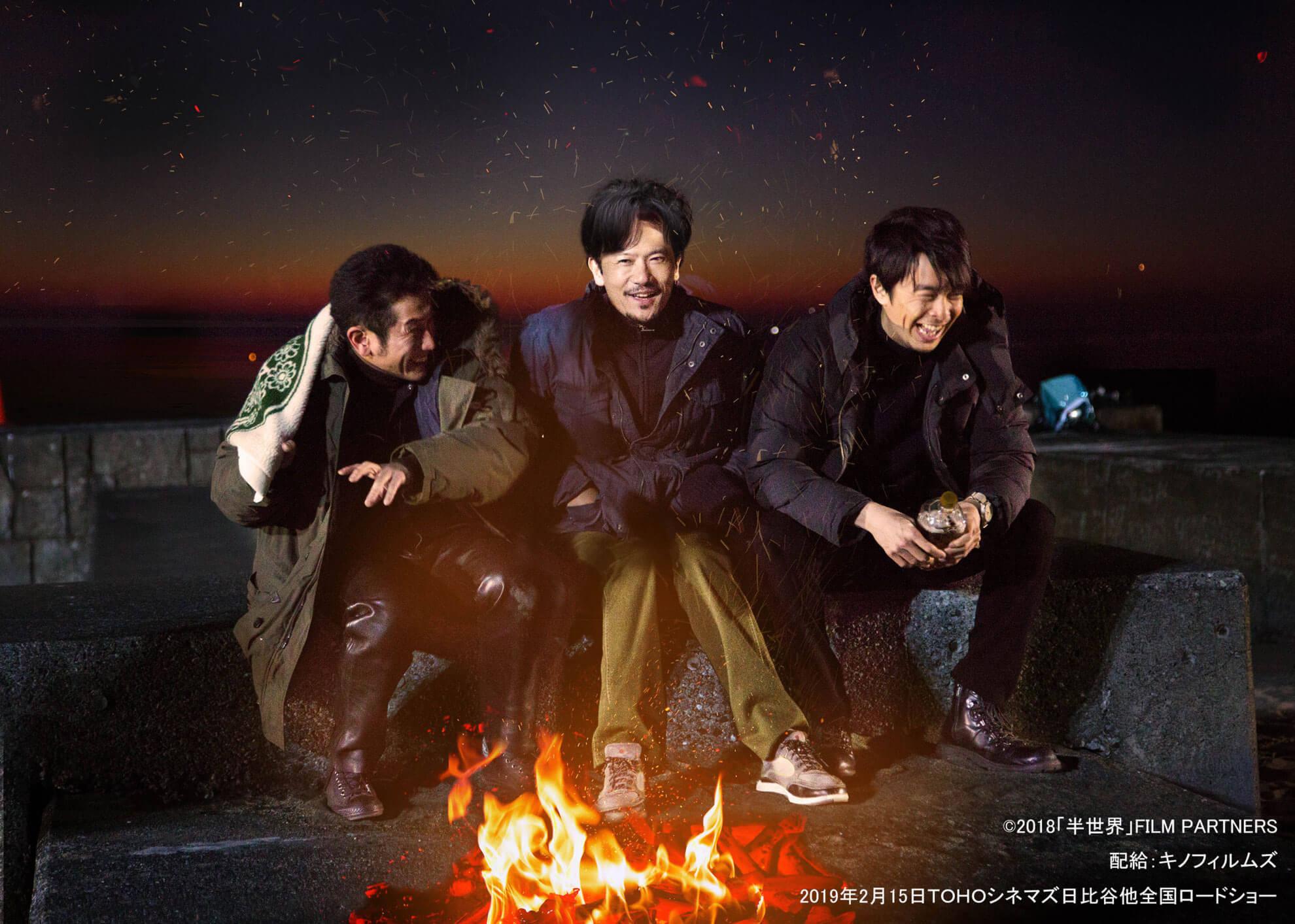 稲垣吾郎主演映画『半世界』阪本順治監督が語る主演の魅力