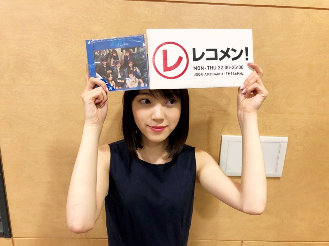 レコメン 乃木坂46 堀未央奈