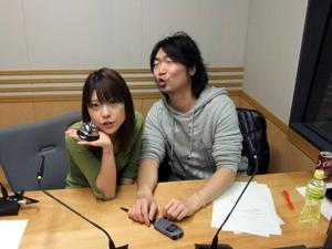 小西克幸・小川麻琴のぶんぶんシアター: 4月17日放送 新ぶんぶんSは!? 小西克幸と小川麻琴、