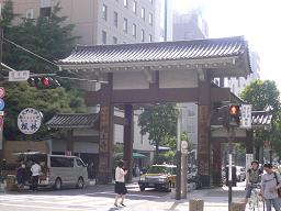 B増上寺総門.JPG
