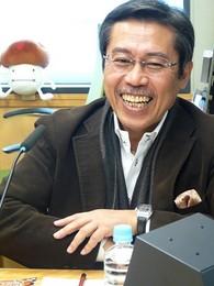 弘兼憲史さん(画像をクリックすると拡大します)