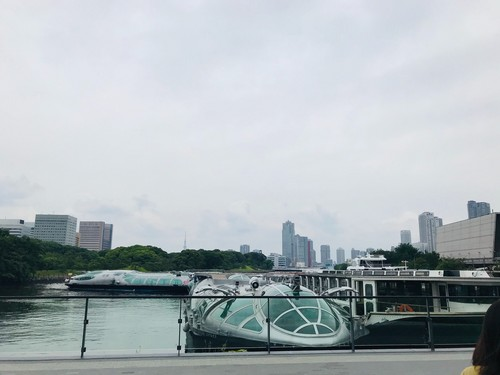 竹芝アトレ・遊覧船2.jpgのサムネイル画像