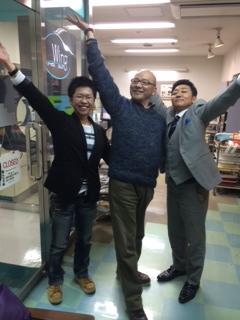 素敵な3人★.JPG
