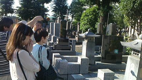 大原麗子墓所.jpg