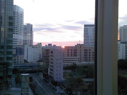 浜松町の初日の出.JPG