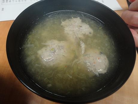 葱のつみれ鍋130218_1.JPG