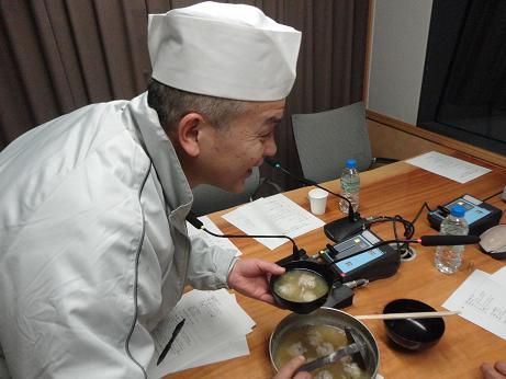 葱のつみれ鍋130218_2.JPG