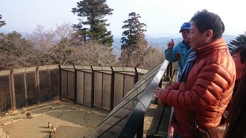 高尾山・サル山②.JPG