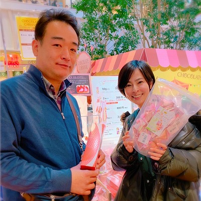 みかさん@スカイツリー・バレンタイン (1).jpg