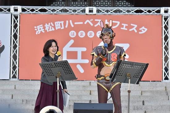 真理さん&ロバマン20191104 (2).jpg