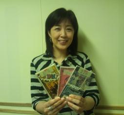 プリンセス プリンセスのシングルCD、短冊型でしたね.JPG