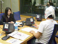 Radio program pictures 081015-2