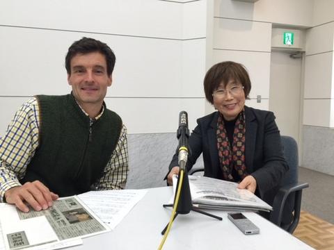 アーサーと小倉さん.JPG
