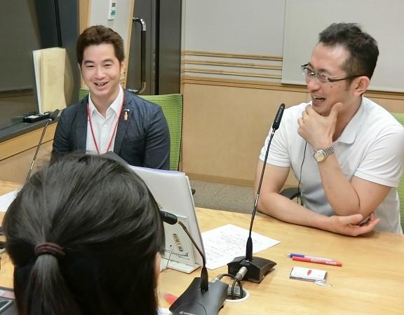 サキドリ『応援ユニスポ!』2018年8月14日 (3).JPG