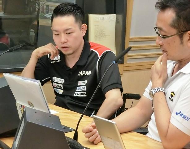 ゲスト:車いすラグビー日本代表 若山英史さん②