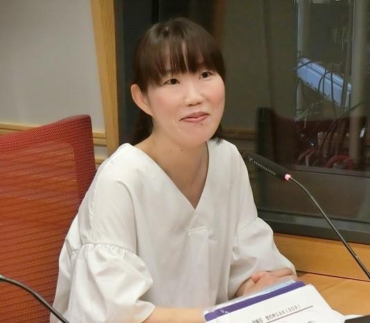 ゲスト:スポーツライター 斎藤寿子さん