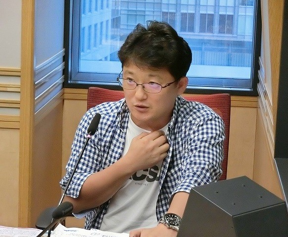 レポート:後藤知紀記者