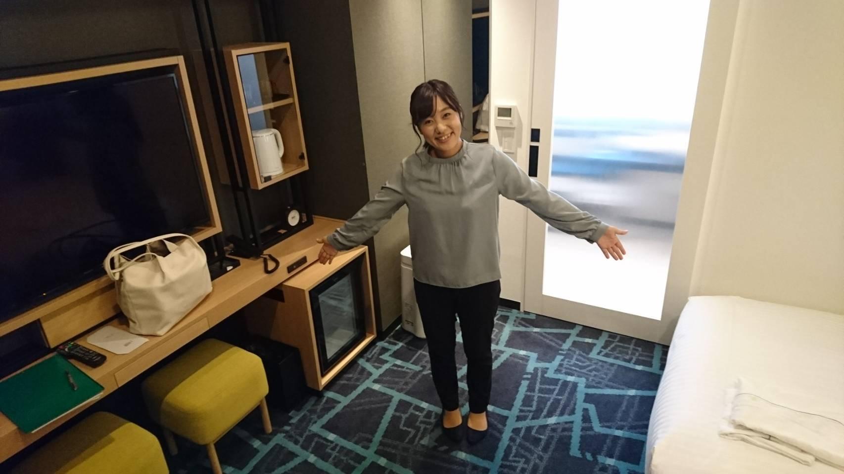 JR東日本ホテルメッツ秋葉原1.JPG