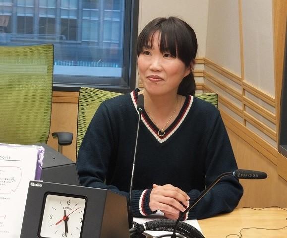 ゲスト:フリーライター 斎藤寿子さん