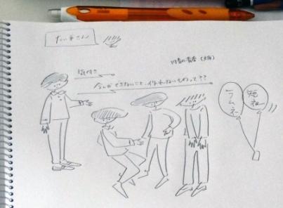 美大生のノート.JPG