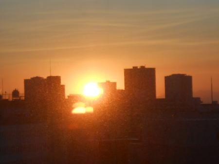 朝7時前の浜松町2月2日.JPGのサムネール画像