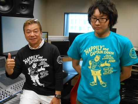 キャプテンサンタとのコラボTシャツ.JPGのサムネール画像