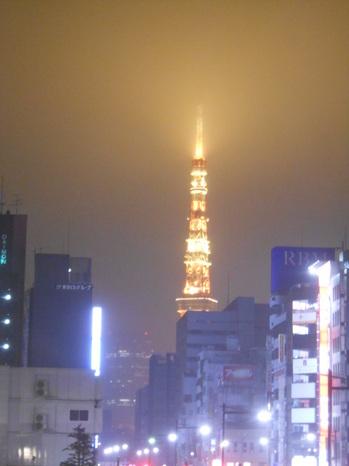 東京タワー04082017.JPG