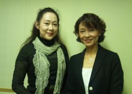 斉藤慶子さんと一緒に♪.JPG