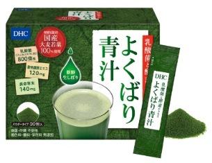 DHC乳酸菌と酵素がとれる よくばり青汁.jpg