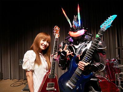 「Shred RACERS」に出演するYUI(CYNTIA)が登場!『森久保祥太郎 presents IRONBUNNY'S ROCK ROCKER ROCKEST』