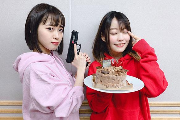 本渡楓、祝24歳! 楽しい誕生日回のはずが......?「またタペストリー ...