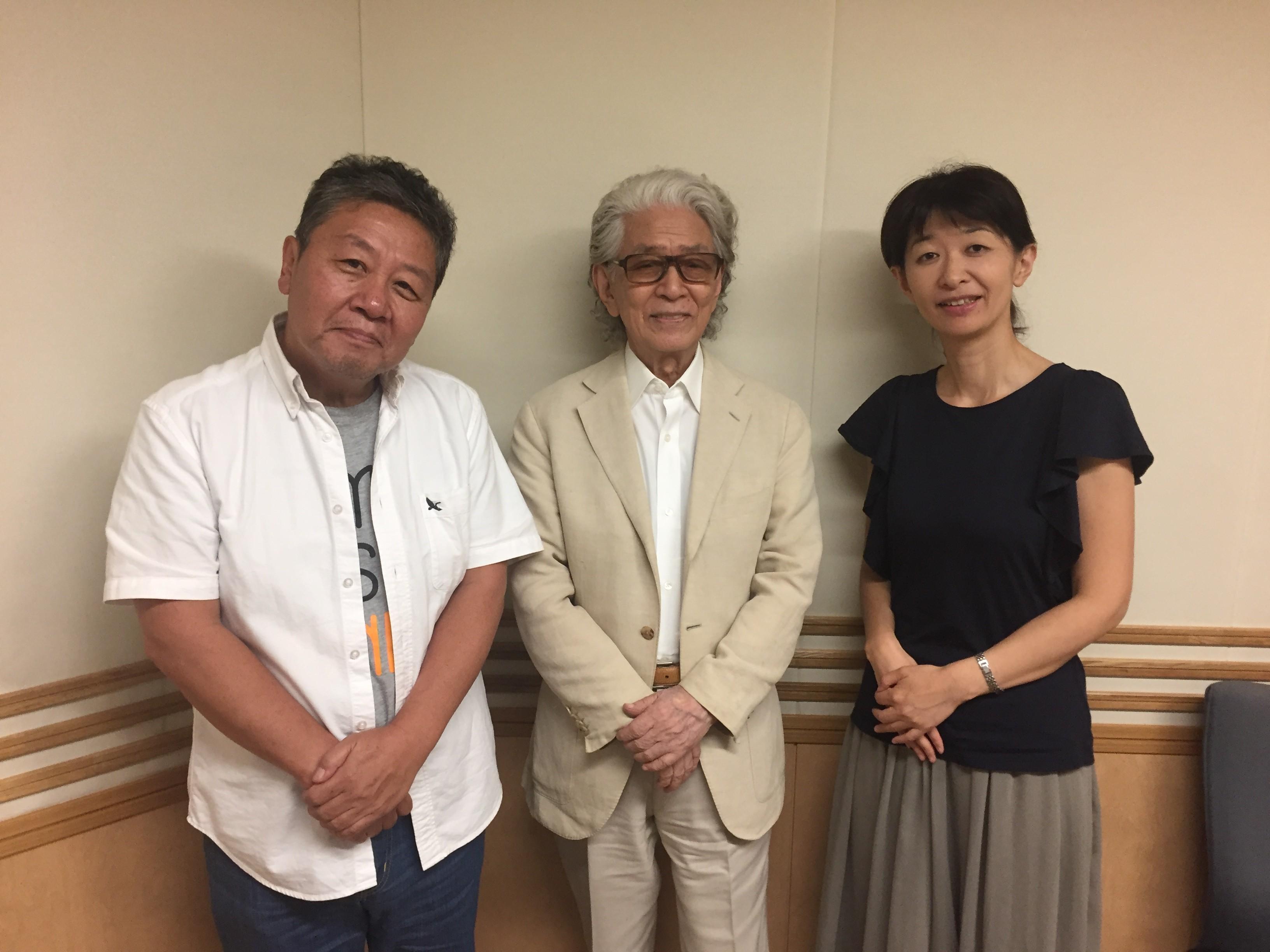 作家・五木寛之さん - くにまるジャパン 極