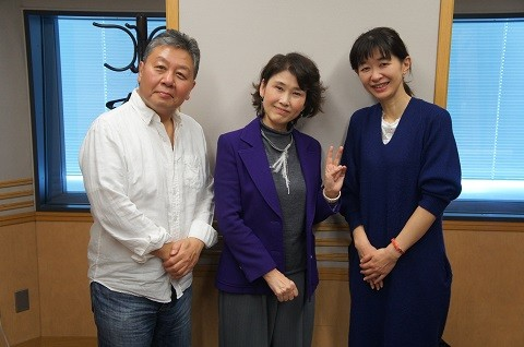 女優・沢田亜矢子さん - くにまるジャパン 極