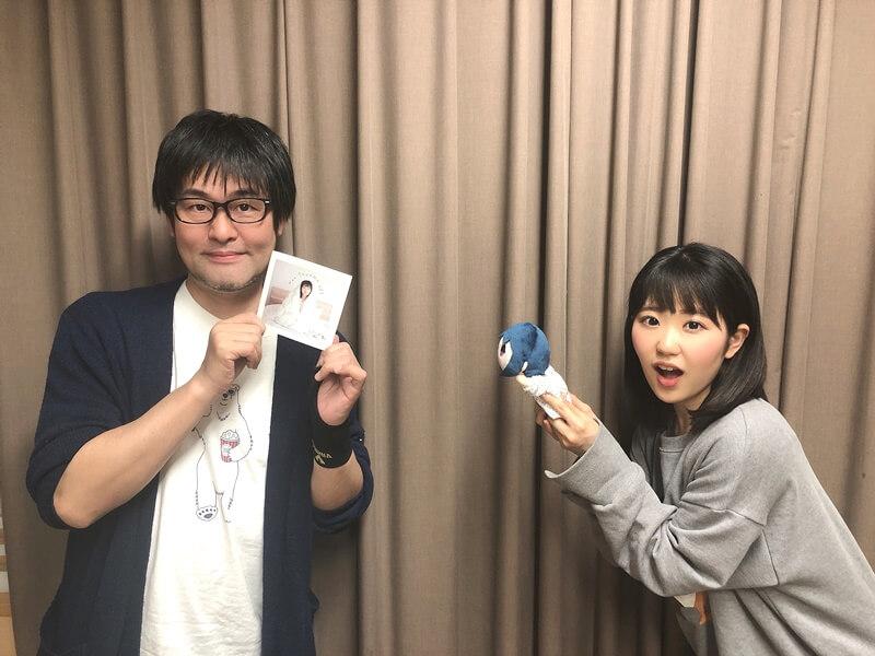 『超!A&G+ × ABEMAアニメSRP~「東山奈央と鷲崎健のoffとーく」~前編』アーカイブが配信中