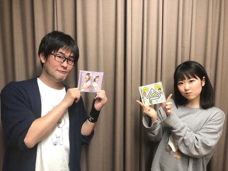 『超!A&G+ × ABEMAアニメSRP~「東山奈央と鷲崎健のoffとーく」~後編』アーカイブが配信中