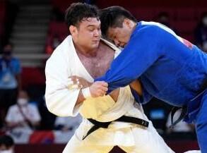 日本柔道男子過去最多5個目の金メダルは100キロ級のウルフ・アロン!