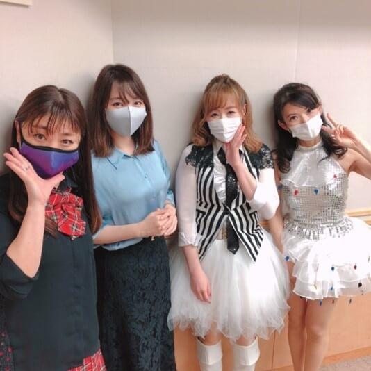 【放送後記】10/7(木) アラフォーアイドル輝け!プロジェクトがゲストに登場!10代・20代のアイドルに勝っているコトとは!?