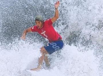 サーフィン男子で五十嵐カノアが銀メダルを獲得。
