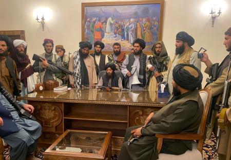 吉崎達彦氏「タリバンが制圧したアフガニスタン、今後の行方は?」〜8月17日「くにまるジャパン極」