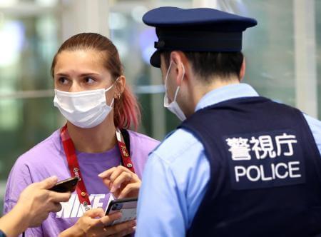 東京五輪「来日」で選手亡命、行方不明に 世界で増加する難民 ~8月3日「おはよう寺ちゃん」