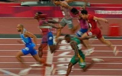 男子100mはヤコブス(イタリア)が初優勝~8月1日陸上競技