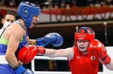 ボクシング女子フライ級 並木月海銅メダル!ボクシング女子2人目の表彰台
