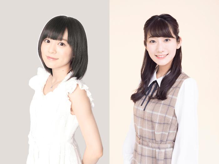 【新番組】「中島由貴・岡咲美保 あうとスタンド!!」  4月3日スタート