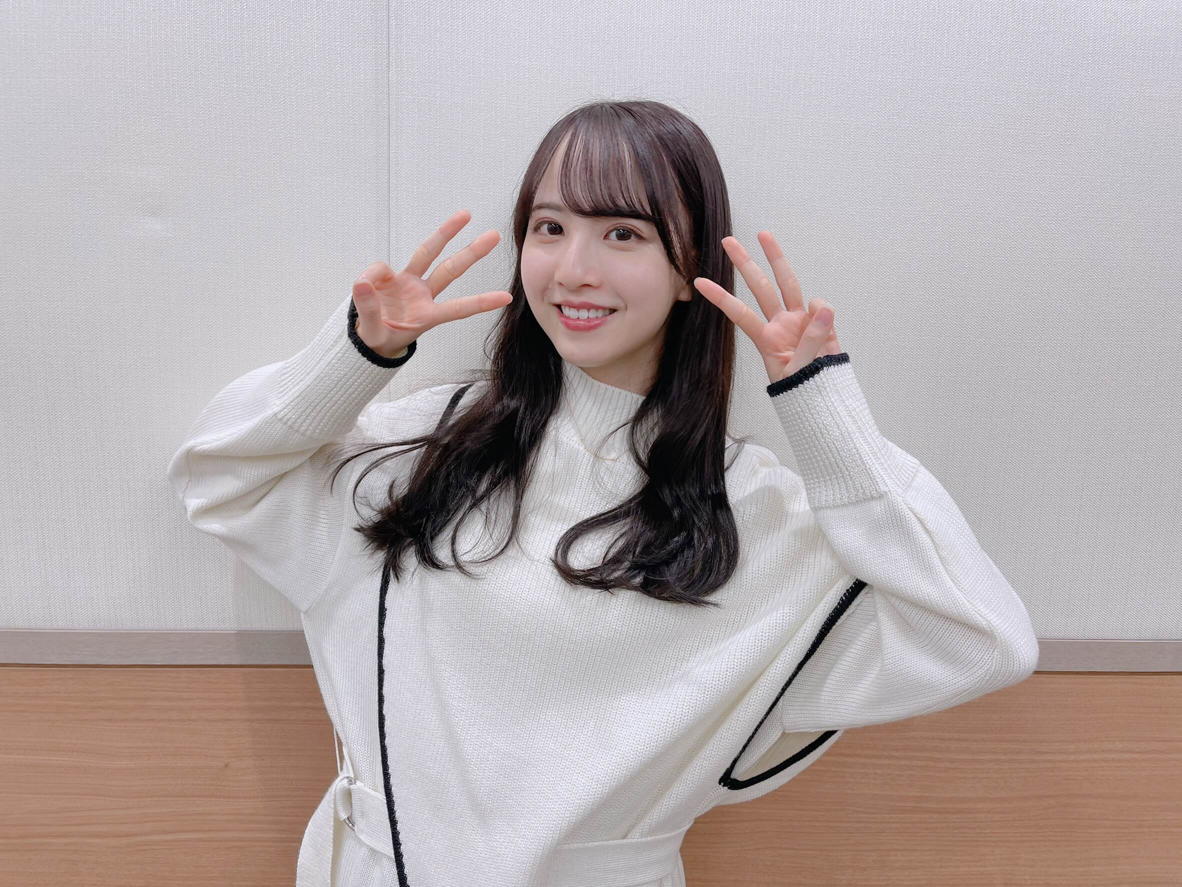 乃木坂46・佐藤楓「えー!見たかった!」と明かす 9周年ライブの裏話とは?