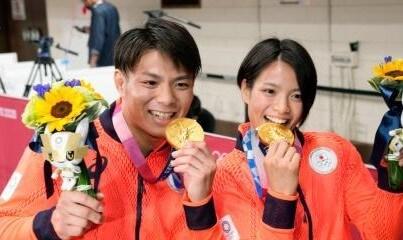 柔道男子66キロ級で阿部一二三 金メダル!兄妹金メダルは日本初!