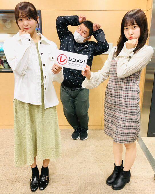 4/21(水)放送レポ・櫻坂46松田里奈&田村保乃が「ぶり褒め」満開!