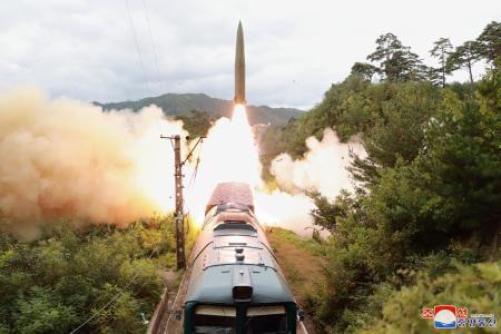 北朝鮮ミサイル発射の狙いは?…佐藤優氏「北朝鮮流のラブコール」〜9月17日「くにまるジャパン極」