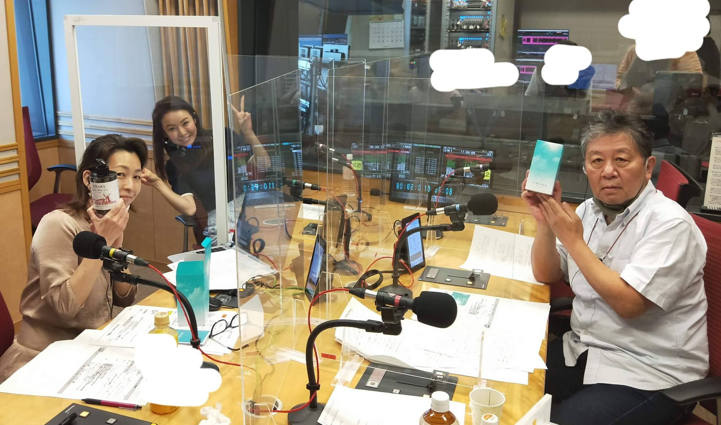 宮崎宣子さんが文化放送に帰還!笑撃の伝説の連続で時間が足りない!~10月14日「くにまるジャパン極」
