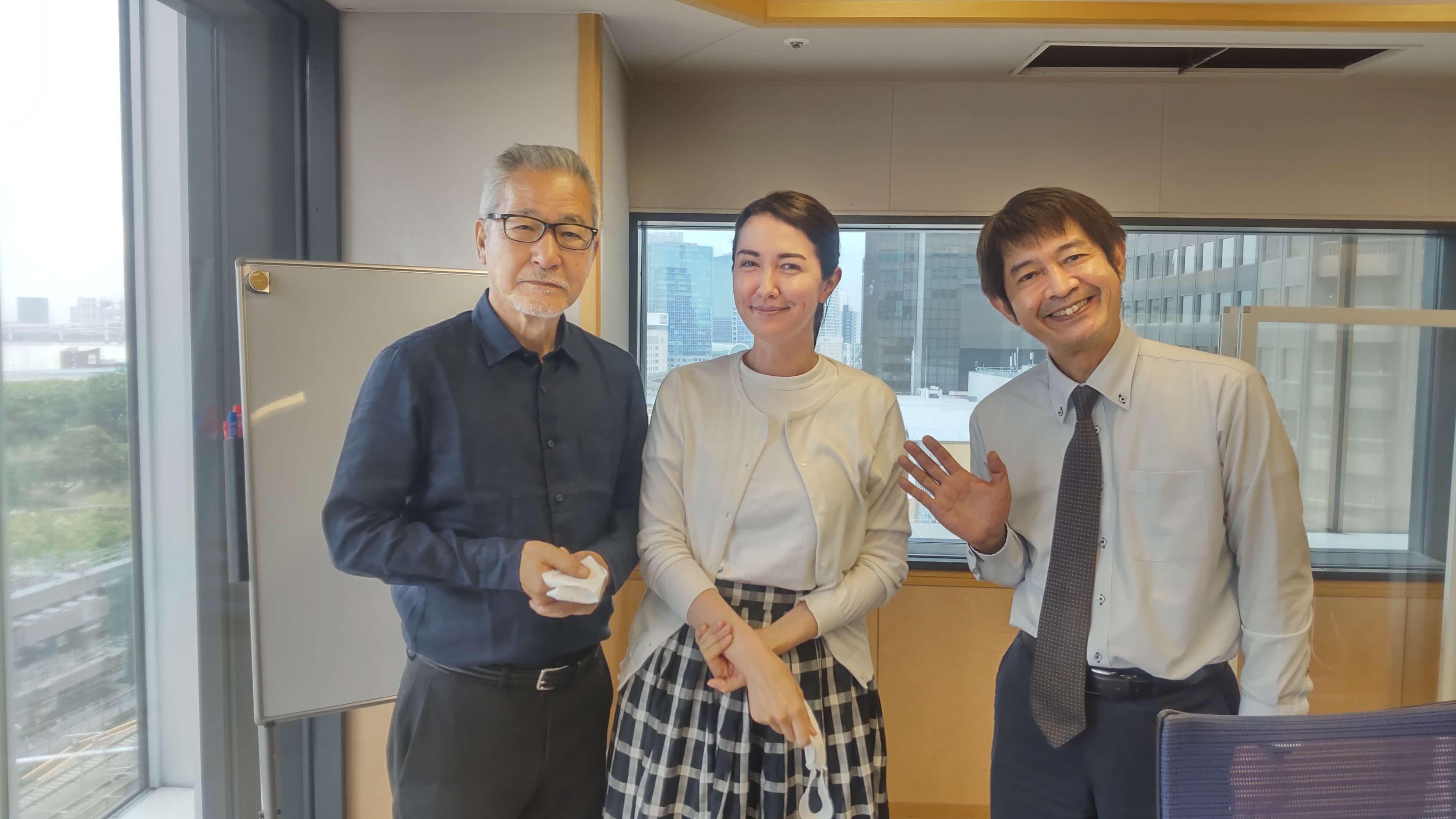 番組15年目突入スペシャルゲストは初代火曜パートナーの山本モナさん!大竹メインディッシュに久々登場!