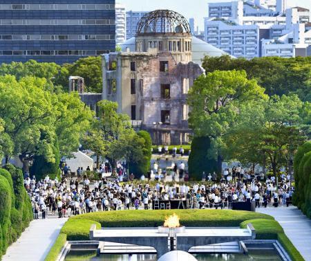 広島原爆投下から76年 世界の橋渡しは日本の役目 ~8月6日「おはよう寺ちゃん」